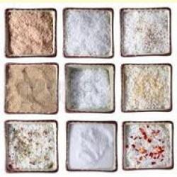 Gourmet étkezési sók