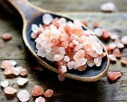 Étkezési himalájai rózsaszín só granulátum