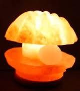 Sólámpa Kagyló
