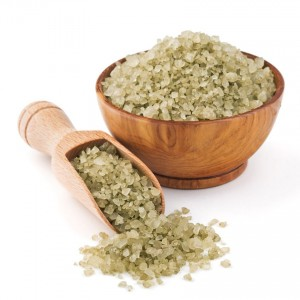 Hawaii zöld étkezési só